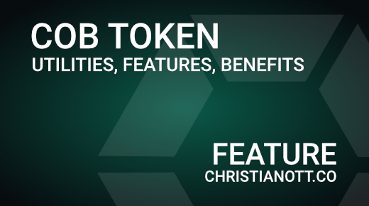 Introduction to the COB Token by Christian Ott