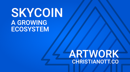 Growth of Skycoin