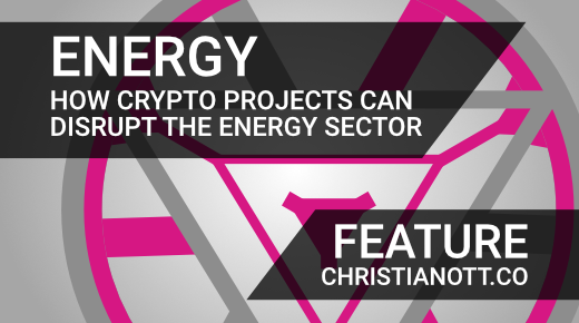 Energy Cryptocurrencies